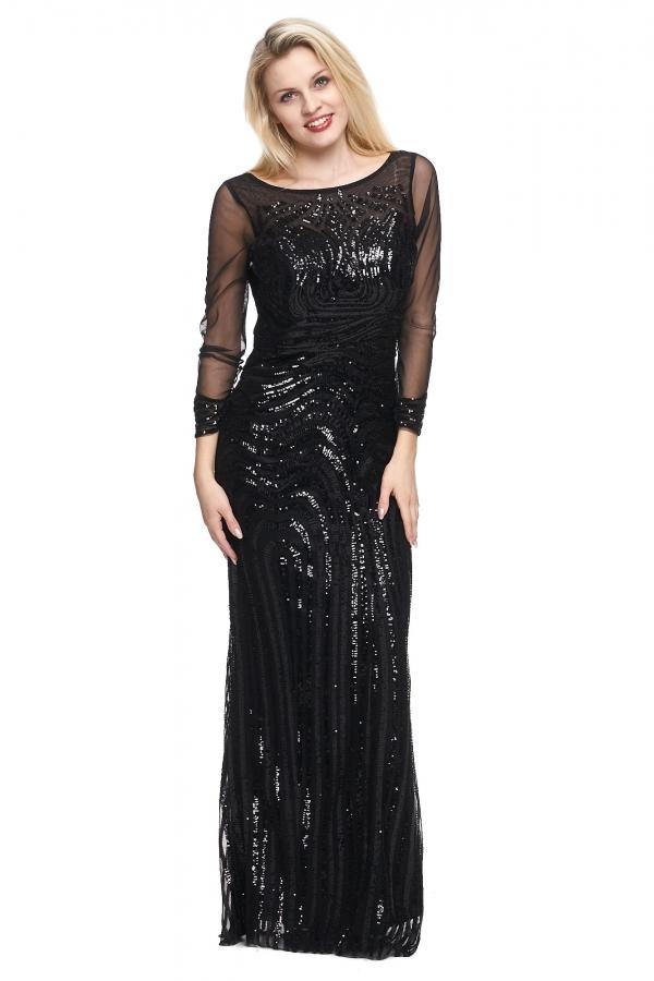lange gala jurk