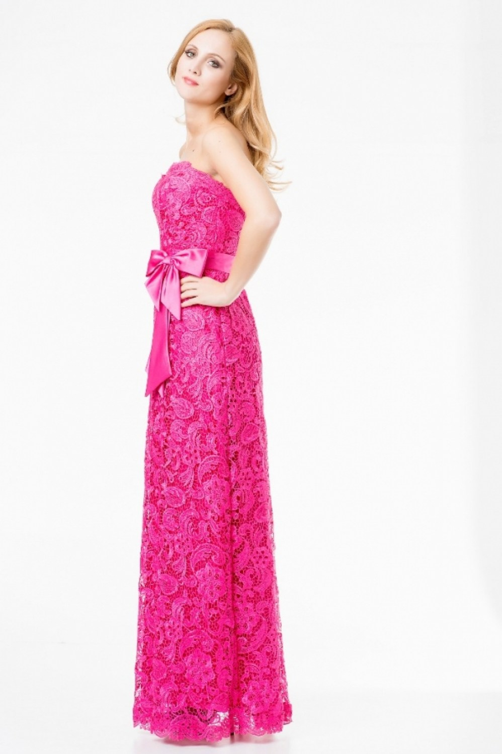 Maxi Jurk Chiffon.Strapless Gown Evening Gown Gala Gowns