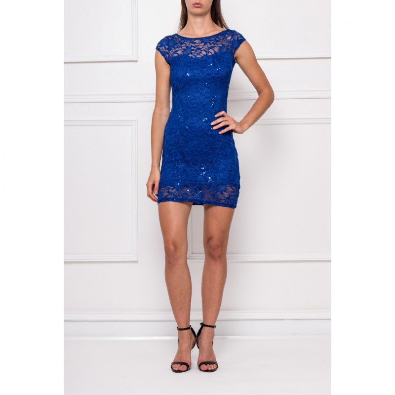 Betaalbare Cocktailjurk.Cocktail Dress 21 Discount Eva En Lola Mini Dress