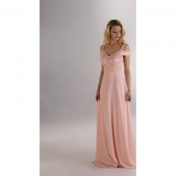 Exclusive maxi gown