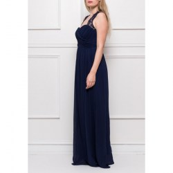 XL evening dress
